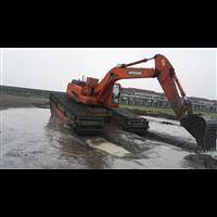 广西水陆两用挖掘机出租