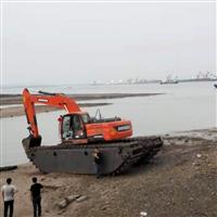 湘潭水上清淤挖掘机出租