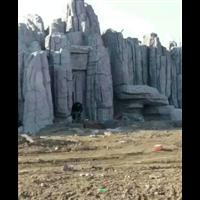 贵州塑石假山-贵州塑石假山施工