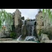 广东假山瀑布\广西假山瀑布\江西假山瀑布