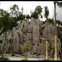 贵港塑石假山、南宁假山塑石、桂林假山假树