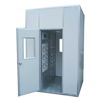 江苏常州彩钢板风淋室价格优惠单人风淋门厂家