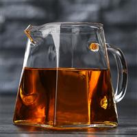 耐热玻璃水杯