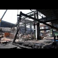 西岗区二手厂房拆除
