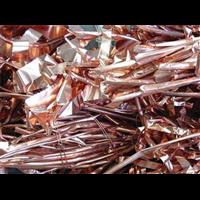 长海县收购废铜