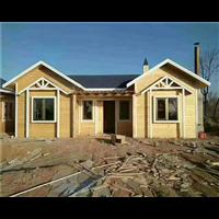 河北防腐木木屋1