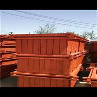 霸州防腐木花箱1