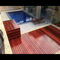 廊坊防腐木地板1