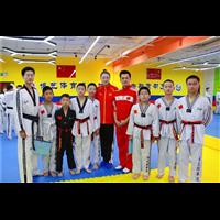 沙依巴克区跆拳道培训