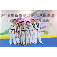新市区跆拳道培训