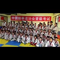 新疆跆拳道馆
