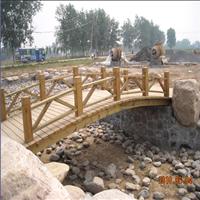 郑州防腐木木桥
