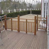 郑州防腐木地板安装