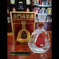 德阳市红盒58度扁瓶823纪念酒600ml金门高粱酒