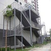 为什么选择瑞昌钢结构楼梯