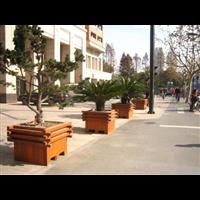 郑州防腐木花箱