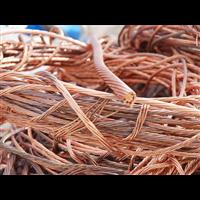 三沙大量回收廢銅