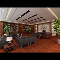 南通办公室装修设计的植物配置