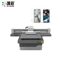 6090个性手机外壳打印机9060小型uv打印机
