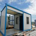 莱州市鑫晨集装箱活动房公司专业生产销售安装