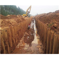 东营钢板桩施工公司