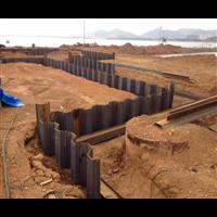 潍坊钢板桩施工公司