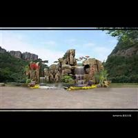 云南假山设计