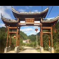 武汉防腐木门头厂家