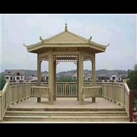武汉防腐木凉亭厂家