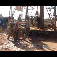 江苏盐城打井机器操作过程中的注意事项
