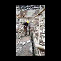 嘉兴专业混凝土打孔水钻打孔地面