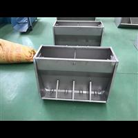 猪场专用不锈钢料槽厂家