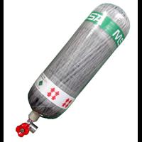 梅思安碳纤维复合气瓶正压式空气呼吸器气瓶