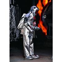 雷克兰300系列水泥玻璃制造高温隔热服避火服