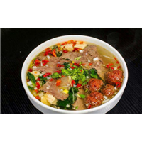 新疆丸子汤