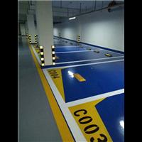 上海停车场地坪漆施工