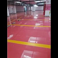 上海停车场地坪