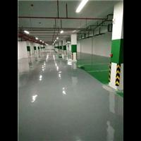 上海车库地坪漆施工