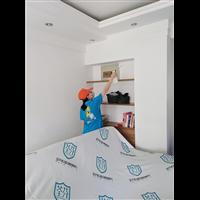 许家楼小区室内空气综合治理