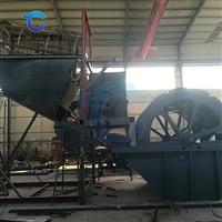 東港小型石粉洗沙機篩洗砂設備定制