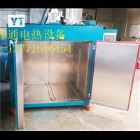 苏州提供精准油桶加热解冻烘箱台车式化工原料固化炉