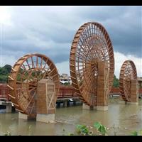 徐州防腐木風車