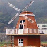 徐州防腐木風車廠家