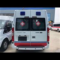 温宿县救护车转运