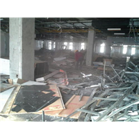 昆山厂房拆除回收
