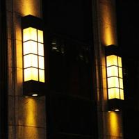 仿云石壁灯透光石壁灯透光云石壁灯