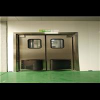 不锈钢自由防撞门