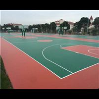 東莞硅PU籃球場