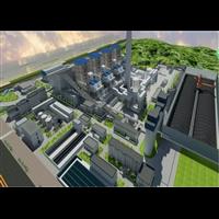 电厂三维可视化平台