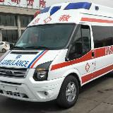 白山救護車轉院